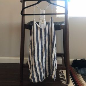 Small dress/long shirt